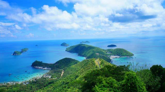 Hình ảnh đảo Nam Du